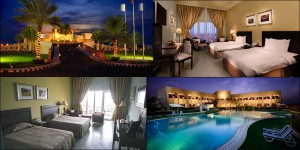 Masirah Island Resort - the best accommodation on Masirah Island for kiters and windsurfers