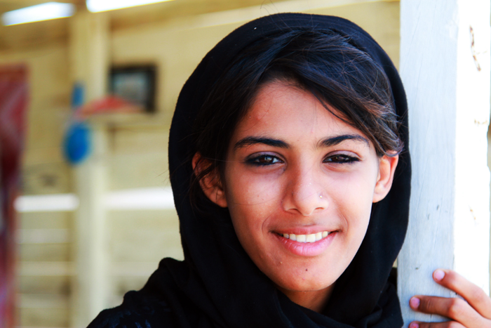 Omani Girl - Sultanate of Oman Travel