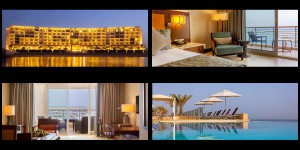 Millenium Resort in Mussanah - Kiting and Diving on the Spot