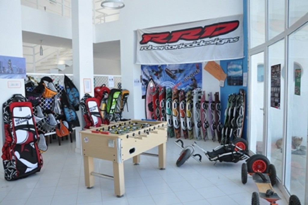 Our shop offeres best gear of RRD, Airush, Flysurfer, F-One. Patlove, Prolimit and many more. Second Hand Gear on Request.