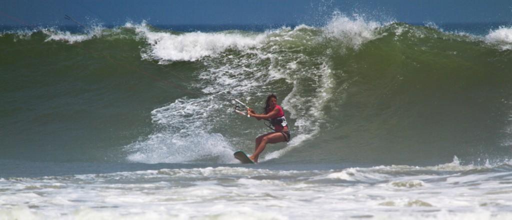 waves on Masirah